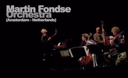 Martin Fondse Orchestra featuring Lenine (Bra)